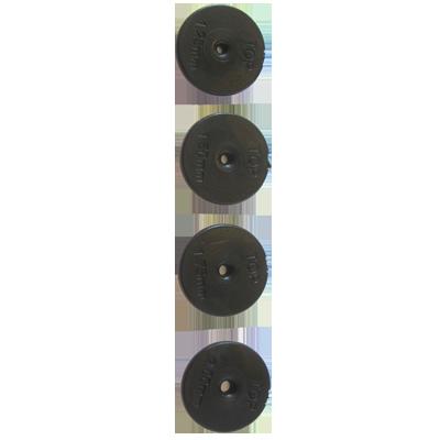 Pres reg discs